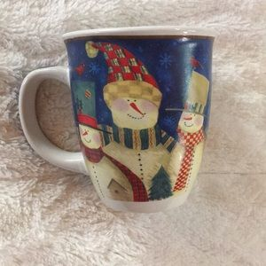 Other - Christmas Snowmen Mug